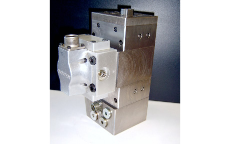 Linear hydraulic Mini - Actuator LCM series