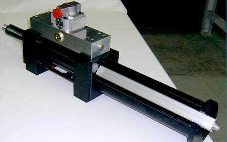 Linear hydraulic Actuator LG series