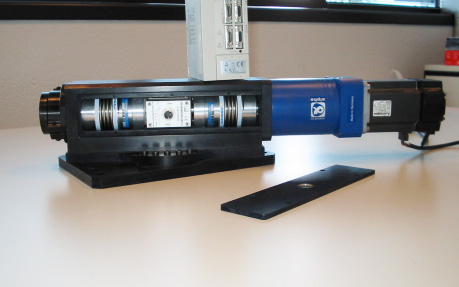 Rotary  electromechanical Actuator RE series